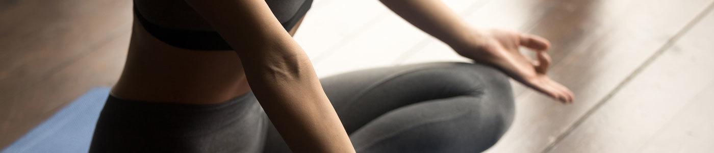 Тренировка мышц тазового дна, поперечной и внутренних косых мышц живота