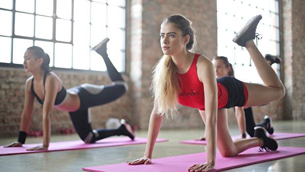 Екатерина Смирнова о Pilates