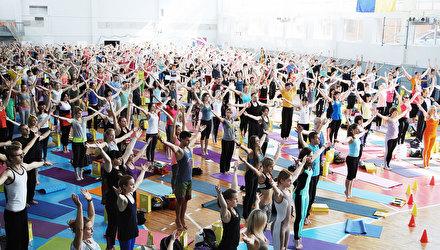 День мастер-классов: yoga slim, тай чи, йогатерапия, пранаяма, офисная, парная и атлетик йога