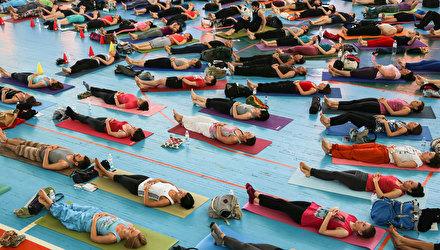 День мастер-классов: йога-нидра, krest, целевые комплексы, парная йога, техники дыхания