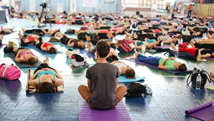 День мастер-классов: цигун, пранаяма, Yoga23FiT, травмобезопастность, целевые комплексы, нидра.