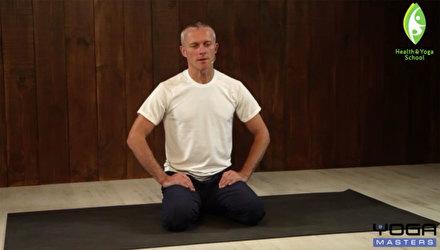 Пробуждающие дыхательные движения в положении сидя