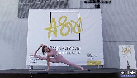 БОНУС — показательное выступление Оксаны Голощаповой