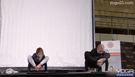 Йога-нидра-пранаяма (глубокое расслабление)— Андрей Сидерский, Елена Сидерская
