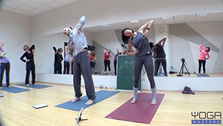 Курс для начинающих «Вход в практику по Yoga23FiT» | Занятие первое