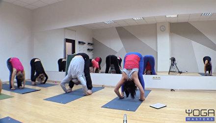 Курс для начинающих «Вход в практику по Yoga23FiT» | Занятие шестое
