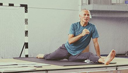 Мастер-класс «Йога и гибкость. Шпагаты»