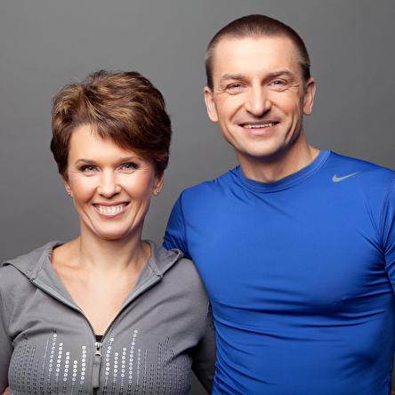 Ерёмины Анна и Сергей